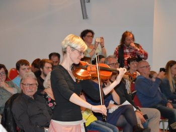 Streicherkonzert in Bad Fischau